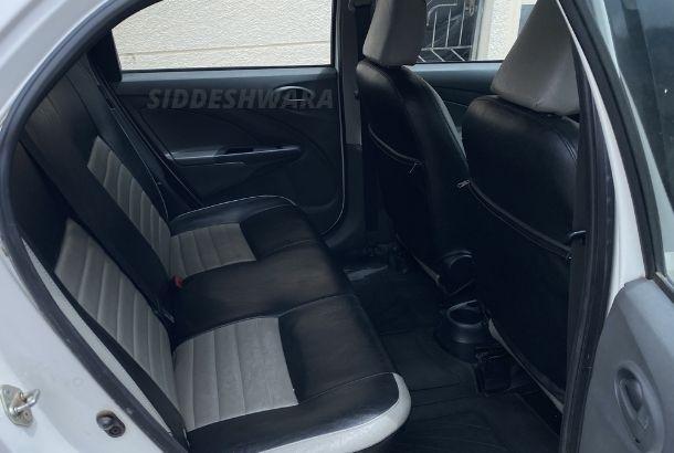 Etios Seat