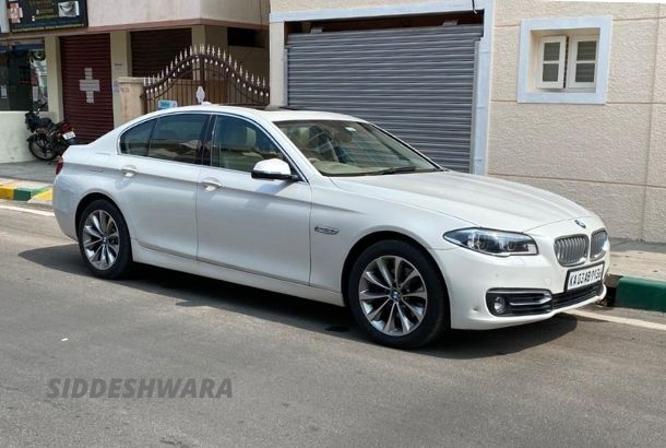 BMW 5 Series for Rent in