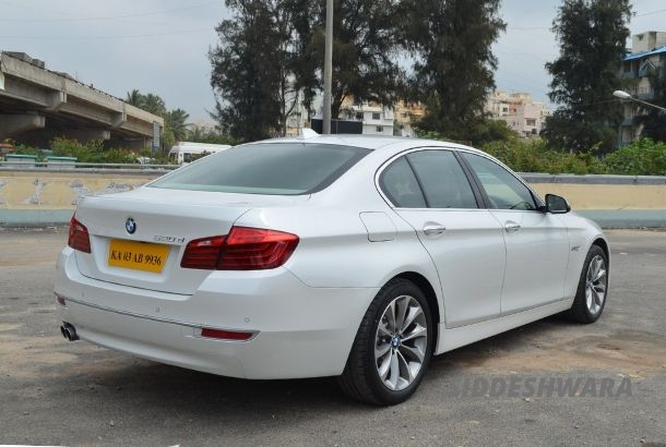 BMW 5 Series Hire in