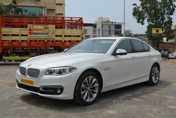 BMW 5 Series Car Rental