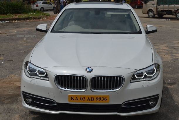 BMW 5 Series Car Hire