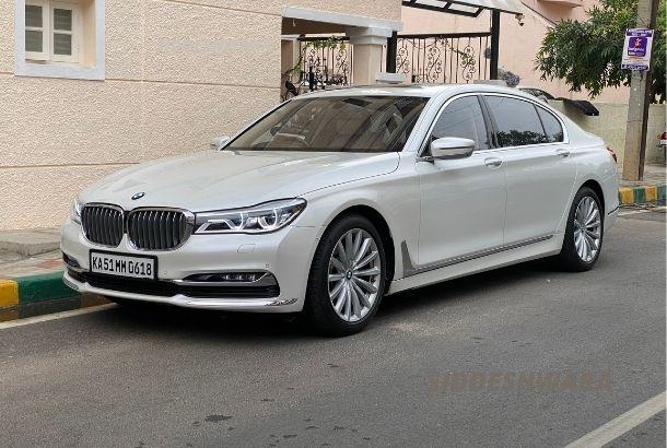 BMW 7 Series Car Rental
