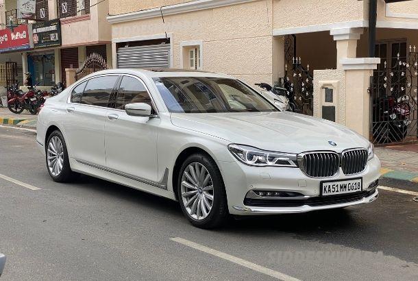 BMW 7 Series Car Hire