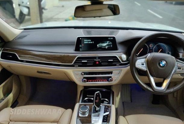BMW 7 Series Rent