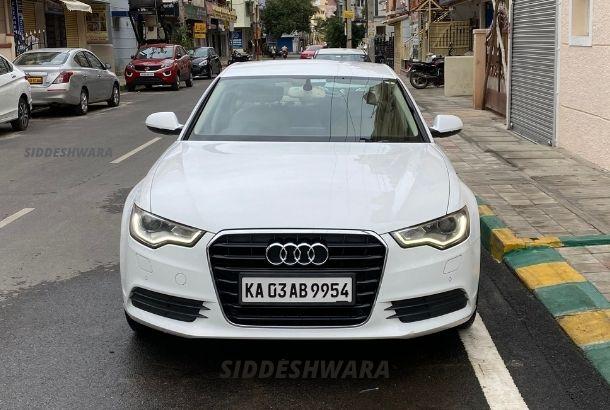 Audi Rental Bangalore