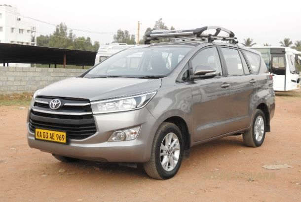 Innova Crysta rental