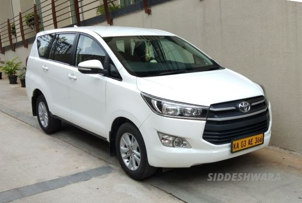 Innova Crysta monthly rental