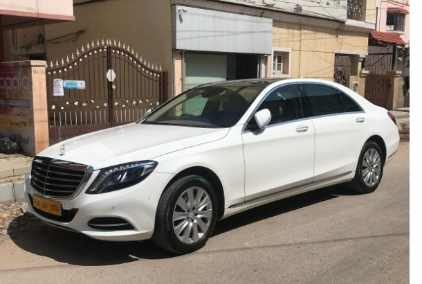 Mercedes Benz S Class Car Rental