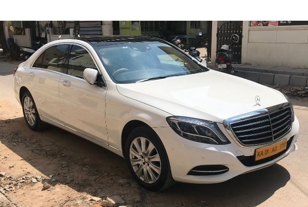 Mercedes Benz Car Rental Bangalore