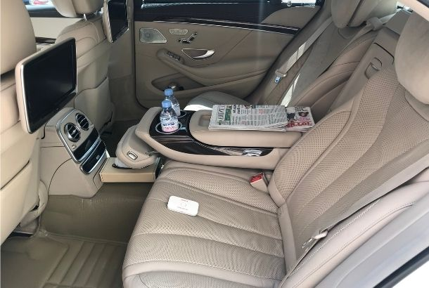Mercedes Benz S Class Hire in