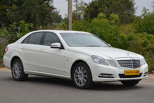 Benz Hire In Bangalore
