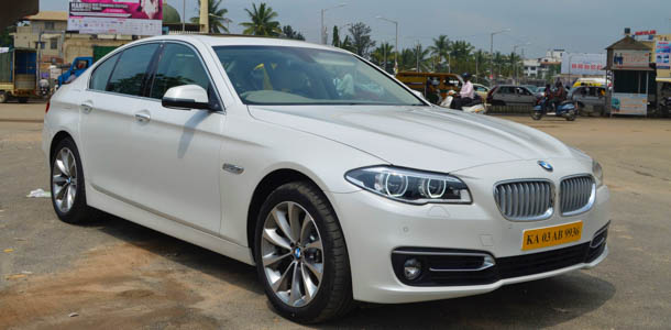 Bmw 5 Series Car Hire In Bangalore Cheap Bmw Car Rental