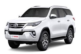Fortuner Hire