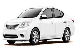 Nissan Sunny Car Hirs