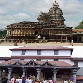 Bangalore South Canara Temples Tour
