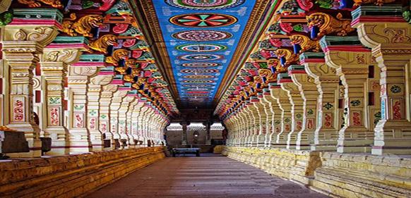 Bangalore To  Rameshwaram