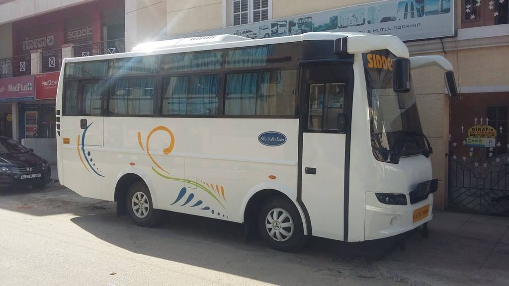 21 Seater 2+2