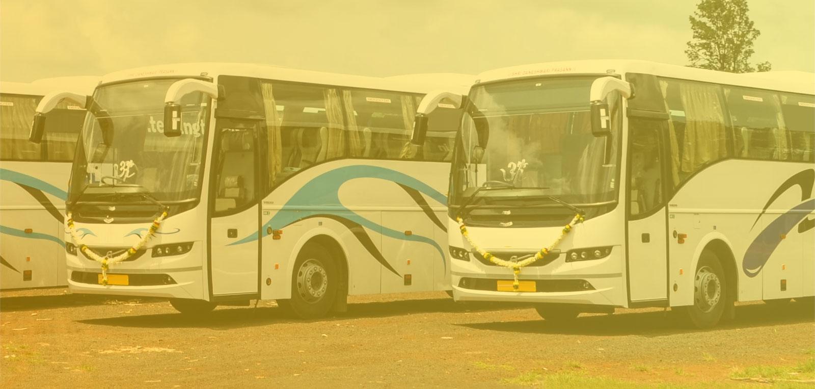 Siddeshwara Travels Bus