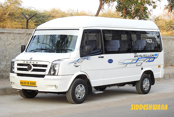 Tempo Traveller New